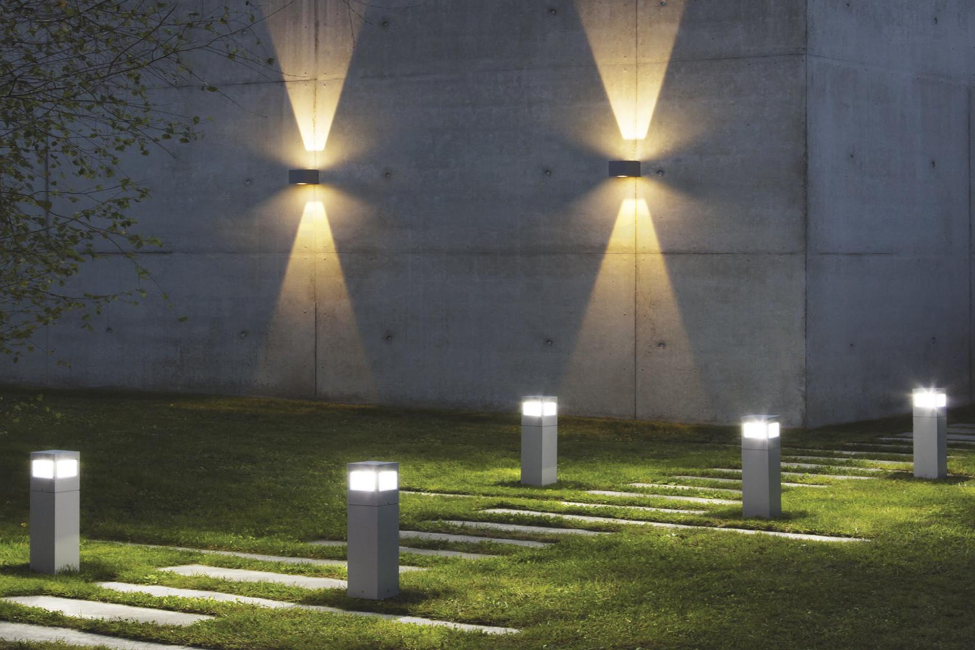 Illuminazione per esterni ditte esterno rocco illuminazione
